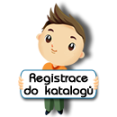 Registrace do katalogů