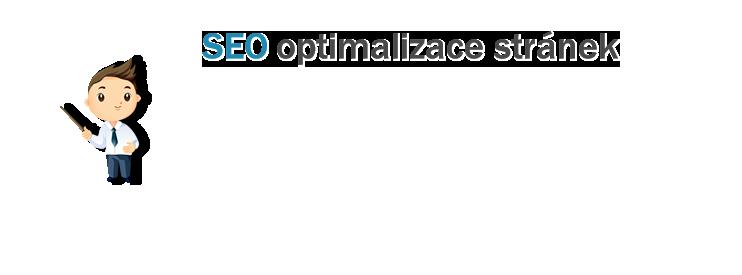 Získejte nové návštěvníky a potencionální klienty Vašich webových stránek a vyzkoušejte naší službu SEO optimalizace stránek, nabízíme Vám několik variant optimalizace stránek, můžete si vybrat zda chcete pouze SEO analýzu, jednorázou úpravu stránek nebo stránky průběžně optimalizovat.Více informací